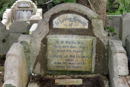 Kathleen Ruby Reyling