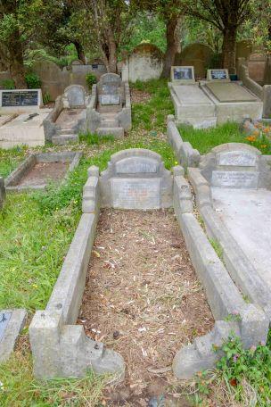 Druscilla Cooper's grave