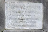 Thomas Ritchie's plaque