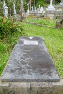Thomas Ritchie's grave