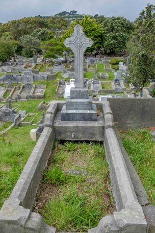 John Keane's grave