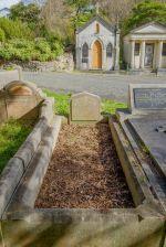 James Stone's grave